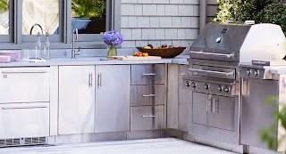 Stainless Outdoor Kitchens Steel Steelkitchen