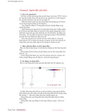 Điện Tử Căn Bản - Xuân Vinh, 190 Trang.pdf
