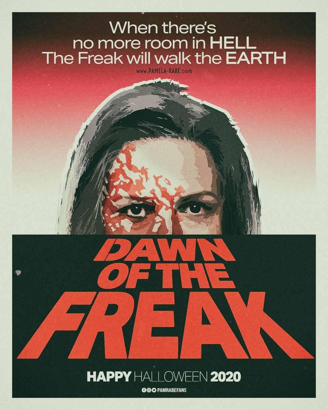 Pamela Rabe / Joan Ferguson Halloween Edit 2020