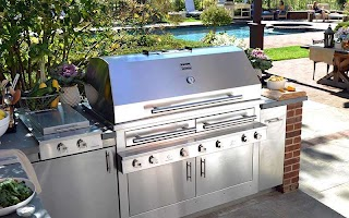 Grill for Outdoor Kitchen Products Kalamazoo Gourmet