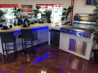 Outdoor Kitchens Orlando Bbq Grills Fire Pits Paradise Grills Fl