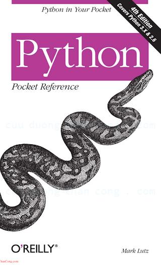 Python Pocket Reference 4th Edition.pdf