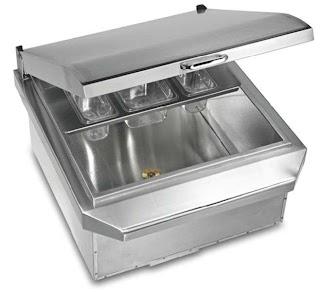 Outdoor Kitchen Drop in Cooler Tw Eagles 24