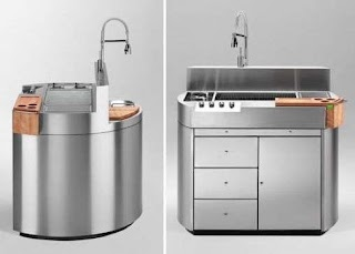 All in One Outdoor Kitchen Cheope Is Probably Cooler Than Your