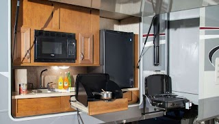 Travel Trailer with Outdoor Kitchen 10 Amazing Rvs Entertaining S
