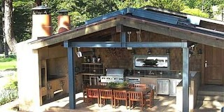 Country Outdoor Kitchen Ideas My Web Value