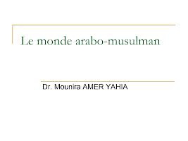 monde arabo-musulman.pptx