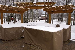Outdoor Kitchen Island Covers Custom Bbq Grill