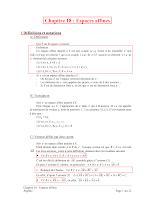 espaces affines (cours).pdf