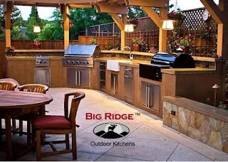 Pre Built Outdoor Kitchen Fab Galleria