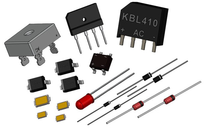 Các loại diode