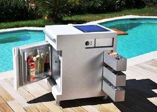 Portable Outdoor Kitchen Islands Easy Island