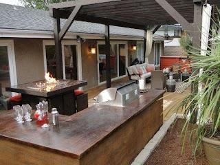 Outdoor Kitchen Islands Pictures Tips Expert Ideas Hgtv