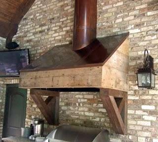 Outdoor Kitchen Hoods Rd Herbert Sons