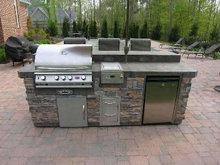Lowes Modular Outdoor Kitchen Spacious Beautiful Nice Units Video in Island