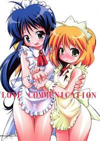 (C62) [Riroland (Kuuya, Satomi Hiroyuki)] Love Communication (Keroro Gunsou, Mahoromatic) [English] [SaHa]