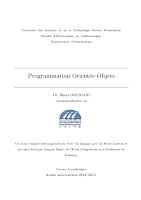 Polycopie POO (USTHB).pdf