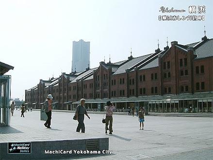 横浜赤レンガ倉庫 イベント広場