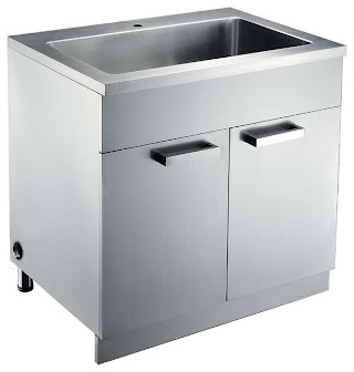 Outdoor Kitchen Sink Cabinet Stainless Steel Base S Ry Pvc Doors