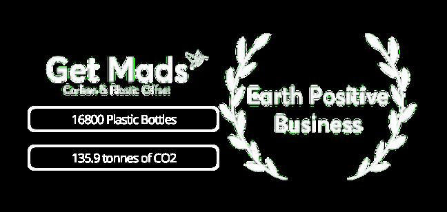 Get Mads | Plastic & Carbon Offset