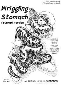 (C69) [Sumomo Dou (Sumomo EX)] Vivian Bessatsu. 33 Ugomeku Ibukuro Futanari Version | Vivian Separate #33 Wriggling Stomach Futanari Version [English] [Anonymous]