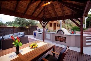 Outdoor Kitchens Melbourne Australia N Perth Wan