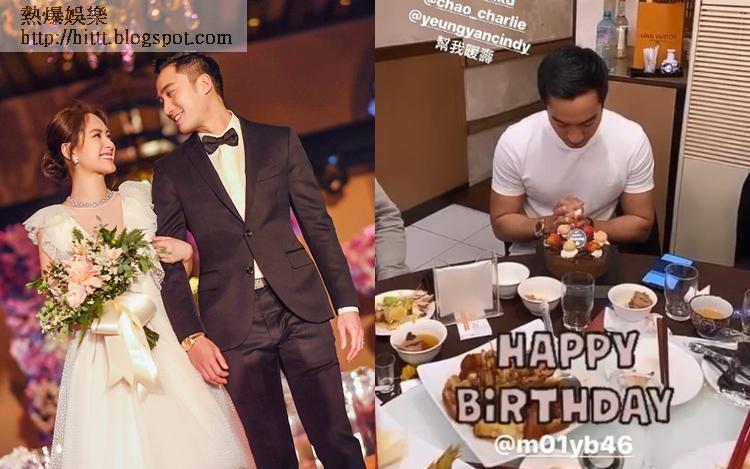今年三月,賴弘國同阿嬌分居,單身兩個月嘅佢有好多朋友同佢過生日。
