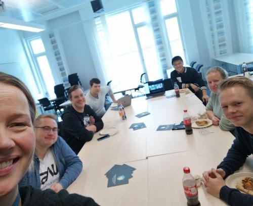 Studentcampusrådsmøte Haugesund