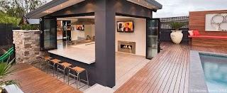 Australian Outdoor Kitchens Divine Renovations Kitchen
