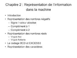 chaptire 2 representation.ppt
