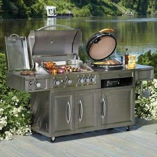 Members Mark Outdoor Kitchen Sams Club Gas Kamado Combo Grill Current Wish