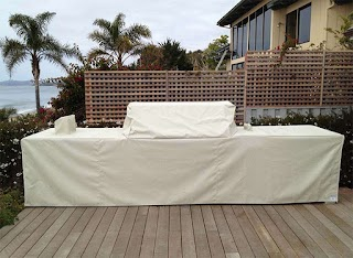 Outdoor Kitchen Island Covers Custom Fabricated