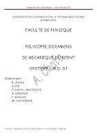 Sujets USTHB mecanique.pdf