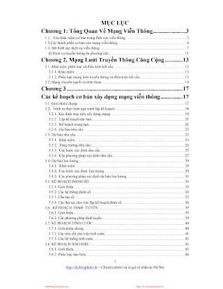 ĐHTN.Giáo Trình Tổ Chức Mạng Viễn Thông - Nguyễn Thị Thu Hằng, 103 Trang.pdf