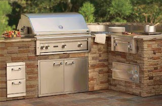 Premium Outdoor Kitchens Introducing Lynx Makers of Interior