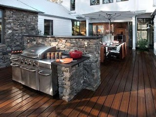 Hgtv Outdoor Kitchens 20 and Grilling Stations Design Ideas
