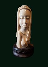 Statueta din fildes 12 cm