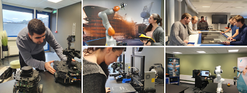 Campus Verftet – ein myldreplass for samskaping innan teknologi og innovasjon!