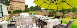Outdoor Kitchen Austin Living Photos S Fireplaces San Antonio