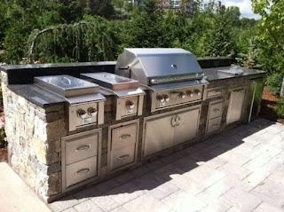 Outdoor Kitchen Reviews Char Broil Modular Edselownerscom Ideas For