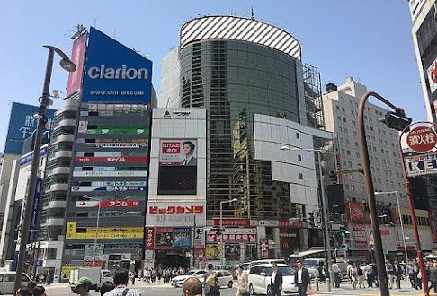 渋谷東映プラザ屋上
