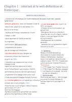 internet et le web definition et historique.pdf