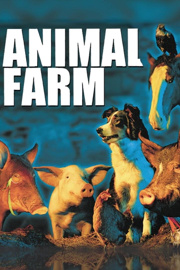 Animal Farm kurdish poster