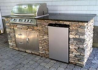 Outdoor Island Kitchen and Bbq Kits Oxbox