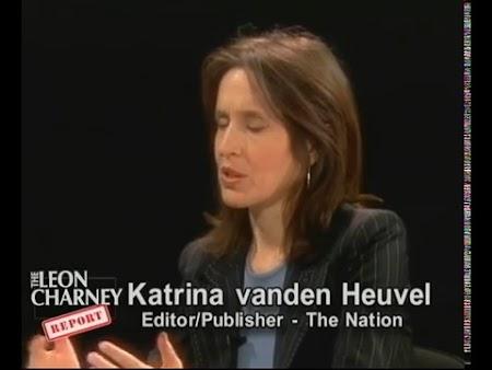 Katrina vanden Heuvel, Benjamin Blech and Roy Doliner (Original Airdate 11/16/2008)