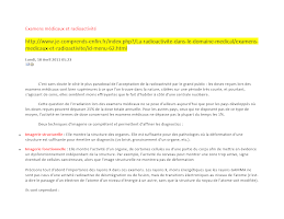 Examens médicaux et radioactivité.docm