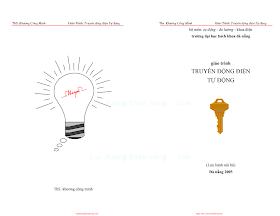 ĐHĐN.Giáo Trình Truyền Động Điện Tự Động (NXB Đà Nẵng 2005)- Ths.Khương Công Minh, 260 Trang.pdf