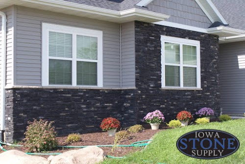 Boral Black Rundle Pro-Fit Alpine Ledgestone