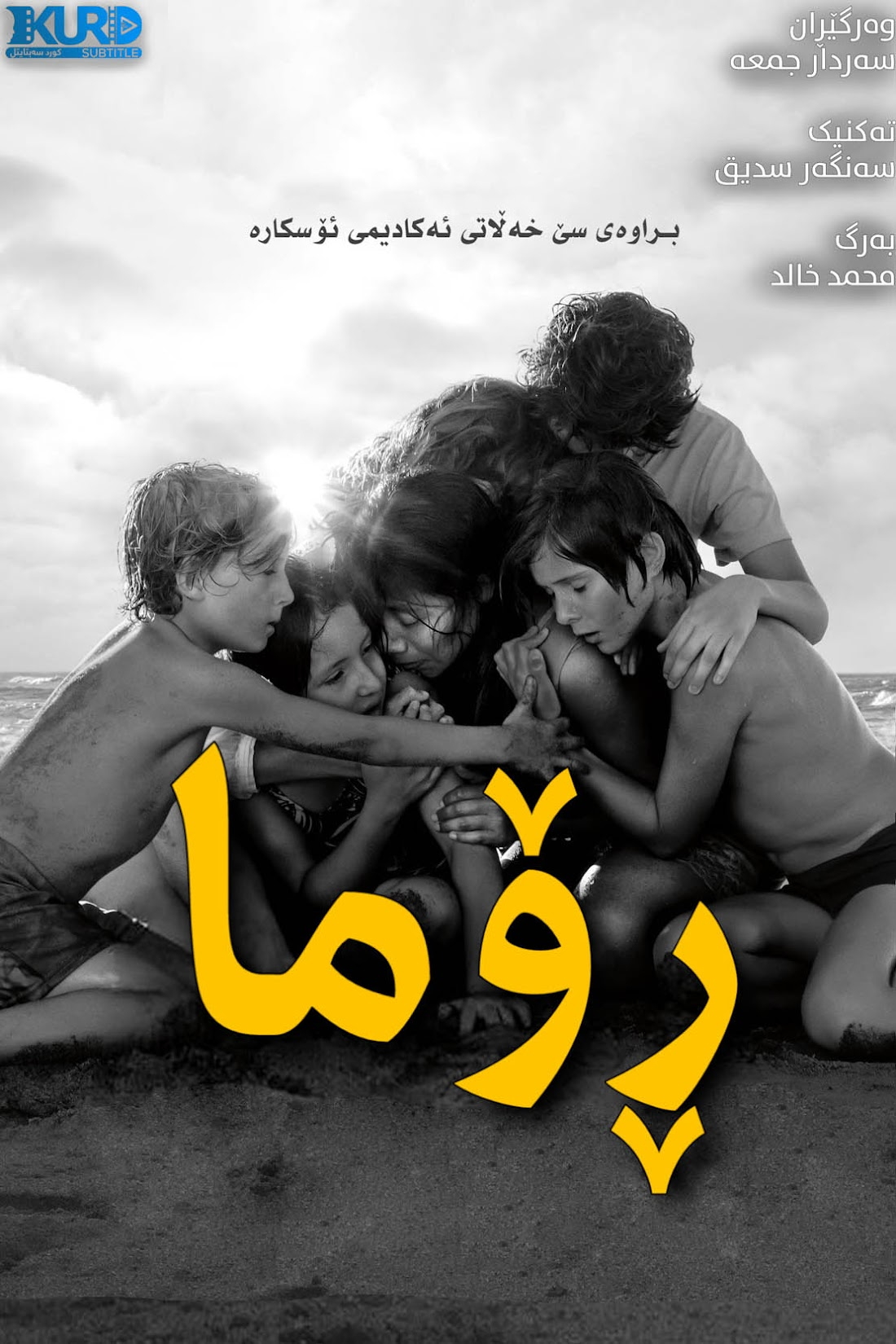 Roma kurdish poster