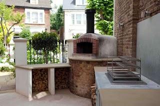 Outdoor Kitchen Equipment UK S in London Bespoke Garden S